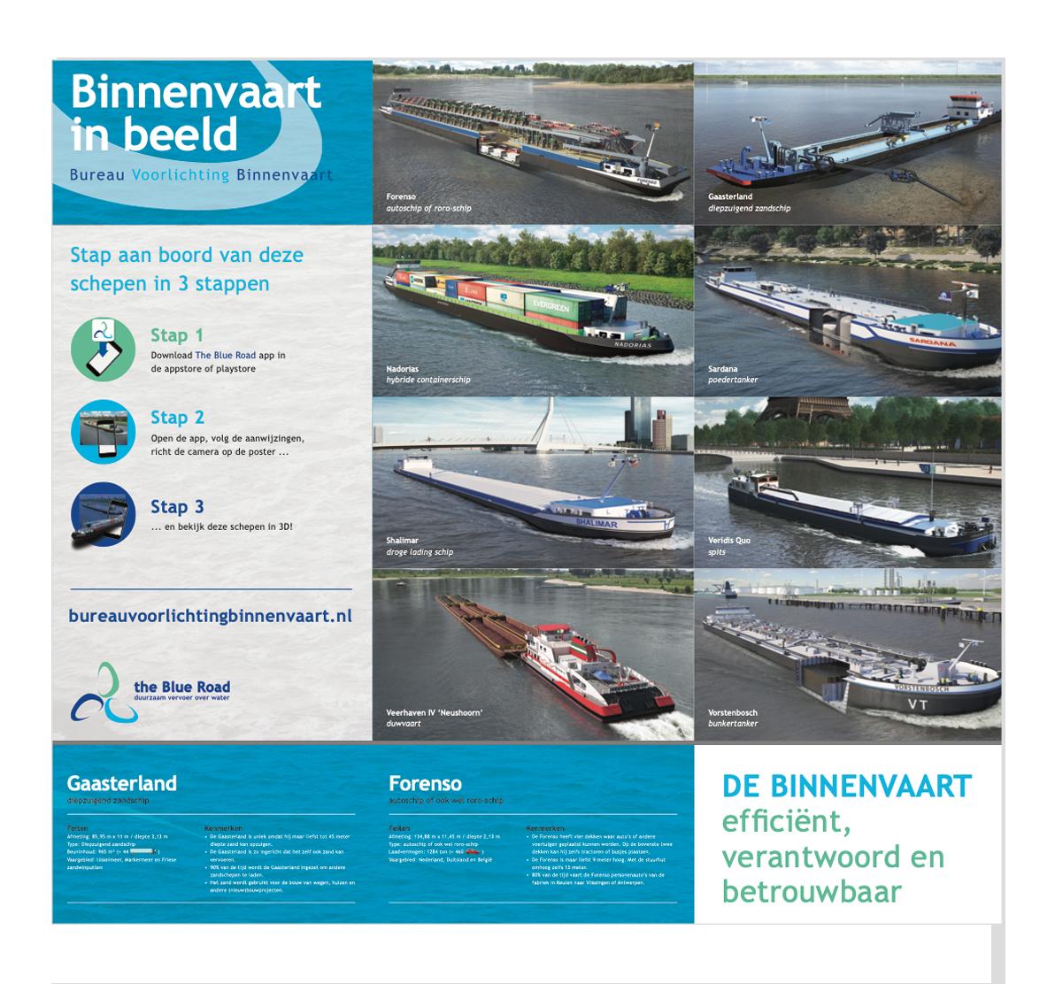 Containers van weg naar binnenvaart | BVB binnenvaart in beeld