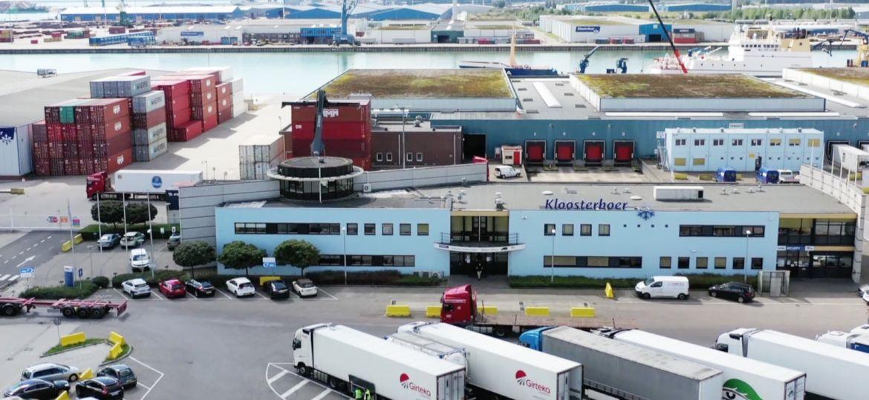 Containers van weg naar binnenvaart | Kloosterboer