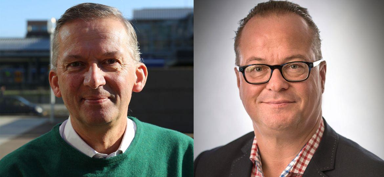 Containers van weg naar binnenvaart | Paul Goris en Eric Janse de Jonge